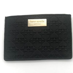 Kate Spade ♠️ leather Card Holder